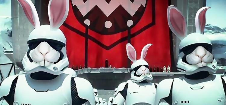 Star Wars Ostern