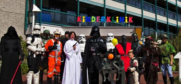 Star Wars Stammtisch - Asklepios Kinderklinik16.09.2018 01