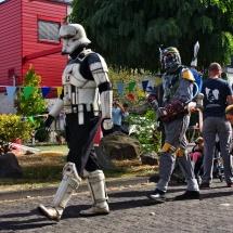 Star Wars Stammtisch - Asklepios Kinderklinik16.09.2018 07