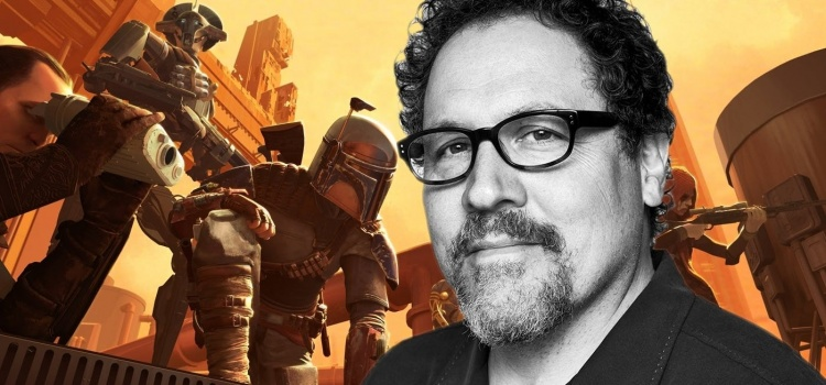 Jon-Favreau-Star-Wars-TV-Series